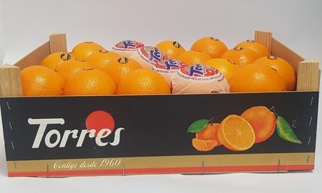 Pack de 11 o 22 kg naranjas de mesa Torres