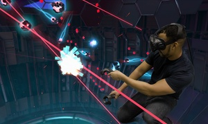 VRCADE Company - Auckland: Virtual Reality Gaming for Up to Four: 30 Minutes ($15) or 1-Hour ($24) at VRCADE Company, Auckland (Up to $40 Value)