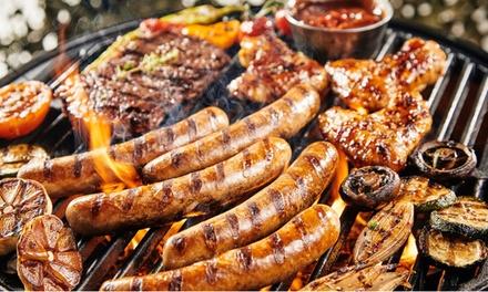 Planche à barbecue brésilienne pour 2 personne à 29,90 € au restaurant Sabor Da Roca