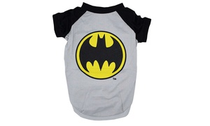 DC Comics Batman T-Shirt for Dogs and Cats
