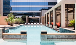 Quantum: 5* Pool, Gym, Sauna, and Jacuzzi Day Pass for Two, Three or Four at Quantum Health Club (Up to 68% Off)