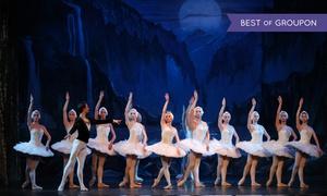 """""""Schwanensee"""" mit dem klassischen Russischen Ballett: 2 Tickets für """"Schwanensee"""" aufgeführt vom Klassischen Russischen Ballett in 28 verschiedenen Städten(bis 58% sparen)"""