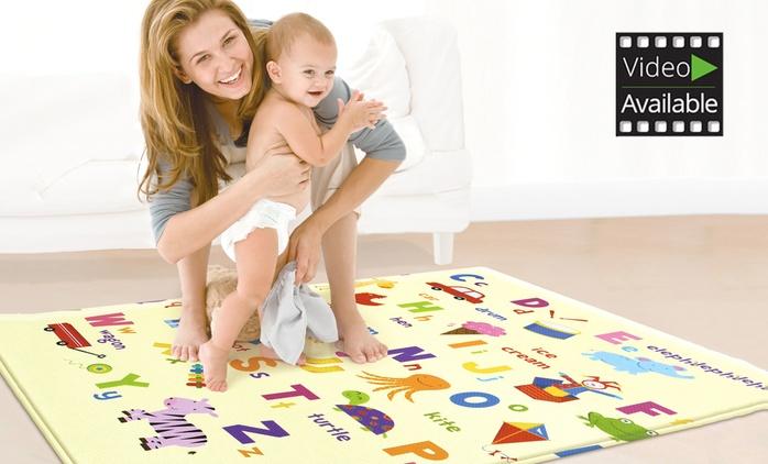 Spielmatte für Kinder mit Motiv und in der Größe nach Wahl (bis zu 38% sparen)