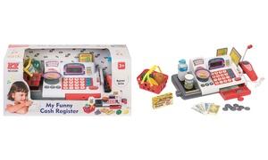 Caisse électronique pour enfants