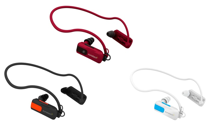Groupon Goods Global GmbH: MP3 acuático Sunstech Triton