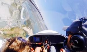 Planet'Pilote: Stage de pilotage aux commandes sous la supervision d'un instructeur de 20 ou 30 minutes dès 139 € avec Planet'Pilote