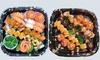 Sushi box - Asporto o domicilio