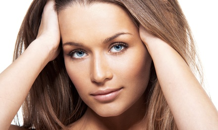 One, Two, or Three Microdermabrasions with Express Facials at Smile Maker Spa & Skin Care (Up to 77% Off)