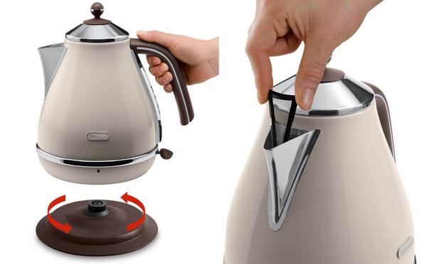 Electric Coffee Maker Jug : 13% off RM899 for a De Longhi Icona Vintage Pump Espresso Maker (worth RM999). Electric Jug ...