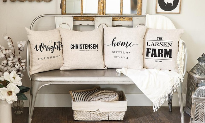 Throw Pillow Covers.Qualtry Up To 83 Off Groupon
