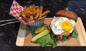 Metro Ale House: American Pub Food for Two or Four at Metro Ale House (Up to 42% Off)