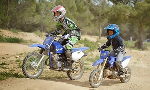 Initiation au Moto-Cross  Ventabren