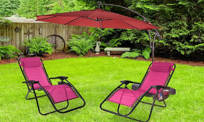 Up To 69% Off Zero Gravity Chair | Groupon