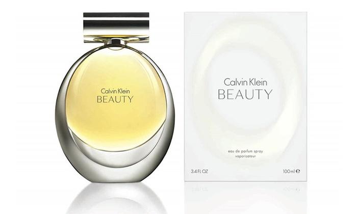 Groupon Goods Global GmbH: Eau de parfum Calvin Klein Beauty 100 ml pour femme