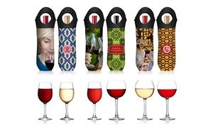 Paper Concierge: Personalized Wine Tote from Paper Concierge
