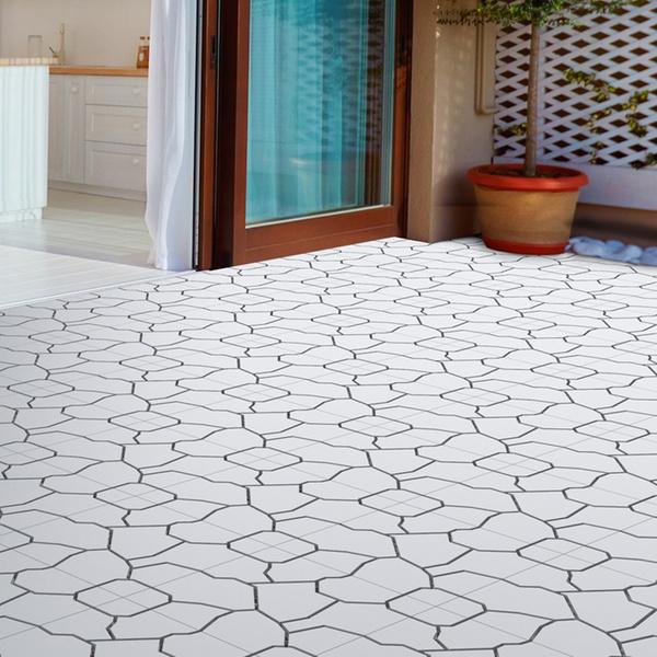 Pure Garden Interlocking Patio And Deck