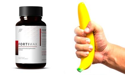 60 gélules Fortimax, formule avancé contre la dysfonction érectile