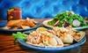 Up to 42% Off Mexican Food at El Bufalo Tequila Bar & Kitchen