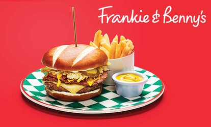 Two-Course A La Carte Meal for Two at Frankie & Benny's, Nationwide (Up to 63% Off)