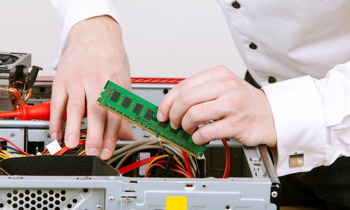 Techup Solutions - Dallas: Computer Repair Services from Techup Solutions (52% Off)