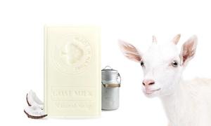 Savon naturel au lait de chèvre