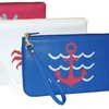 Buxton Sea Life Wristlet Pouch with RFID Lining