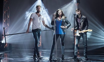 image for Lady Antebellum and Darius Rucker: Summer Plays On Tour on August 17 at 7 p.m.