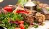 Nadim's Downtown Mediterranean Grill - Metro Center: Mediterranean Cuisine for Two or Four People at Nadim's Downtown Mediterranean Grill (Up to 40% Off)
