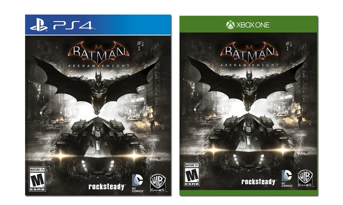 Batman: Arkham Knight for PS4 and Xbox One