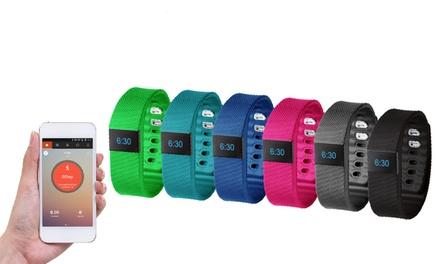 1 o 2 pulseras Fitness BAS-Tek Classic con monitor de actividad física desde 10,90 €