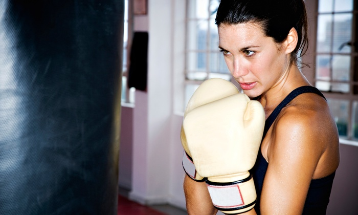 West Coast Martial Arts - Multiple Locations: 5 or 10 Martial Tribe Women-Only Boot-Camp Classes at West Coast Martial Arts (Up to 73% Off)