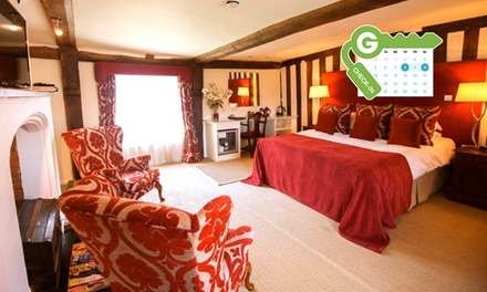 Essex: 4* Executive Room or Suite Stay with Breakfast