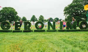 Geronimo festival uk ltd: Geronimo Festival: UK's Largest Children's Festival, Bank Holiday Monday, 28 May at Arley Hall (Up to 55% Off)