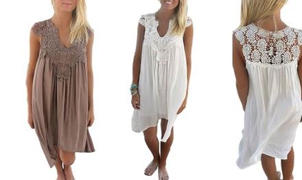 Floaty Beach Dress for £9.98
