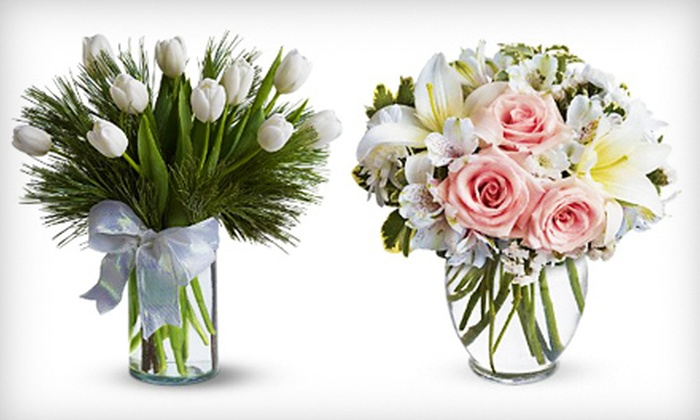 Cox Flowers - Cuyahoga Falls: $25 for $50 Worth of Floral Arrangements at Cox Flowers