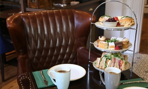 The Lorne Hotel Glasgow: Afternoon Tea with Prosecco or Cocktails for Two or Four at The Lorne Hotel Glasgow (Up to 47% Off)
