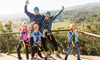 Up to 32% Off Zipline Tour with Photos at Margarita Adventures