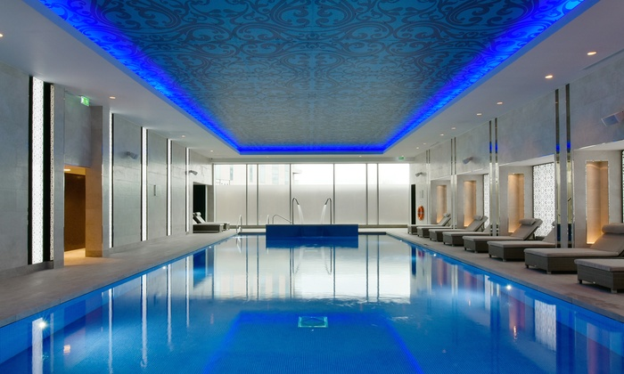 Three Hour Spa Access For Two The Spa At