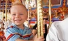 47% Off Ride Tokens at A Carousel for Missoula