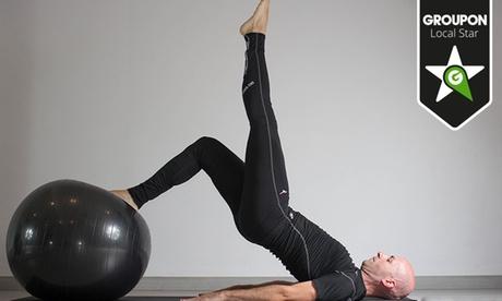 3 o 6 meses de clases de pilates, pilates para embarazadas o yoga desde 29,90 €