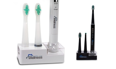 Wellness Rechargeable Electric Toothbrush Package