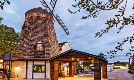 Stay at Sideways Inn in Buellton, CA. Dates into July.