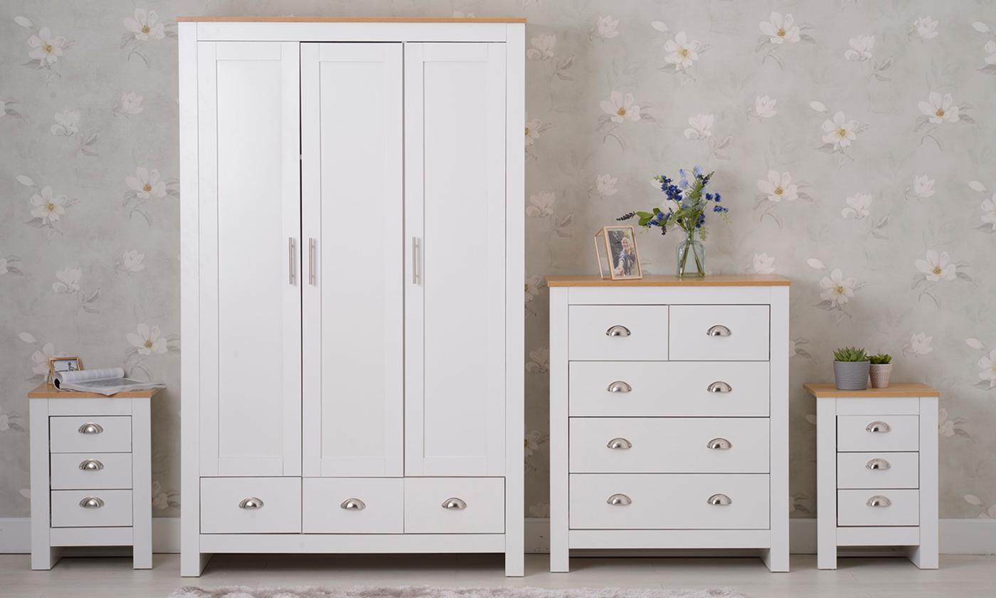 Country-Style Bedroom Furniture for £89.99