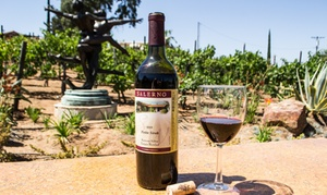 Salerno Winery: Up to 52% Off Wine Tasting  at Salerno Winery