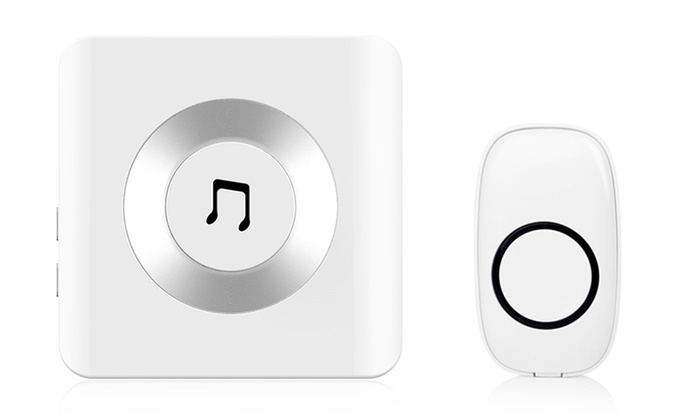 52 Chimes Wireless Doorbell for £11.99
