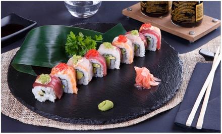 Sushi, sashimi e vino al Vomero