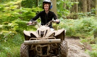Quad Trekking and Laser Clay Shooting for One or Two from Heart of England Events (Up to 71% Off)