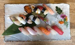 Nippon Izakaya: 40- or 60-Piece Sushi Platter or Hot Food Platter for Two at Nippon Izakaya