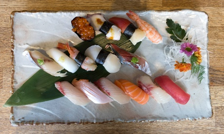 40- or 60-Piece Sushi Platter or Hot Food Platter for Two at Nippon Izakaya