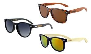 oferta: Gafas de sol iSun en madera natural disponibles en varios modelos desde 19 € (hasta 74% de descuento)